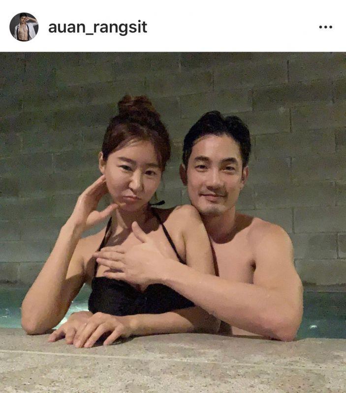 อ้วน รังสิต ภรรยา สาวเกาหลี ปาร์ค ฮยอนซอน