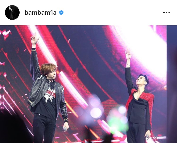 BAMBAM THE FIRST FAN MEETING TOUR BLACK FEATHER IN THAILAND 2019 Got 7