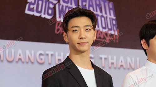 แถลงข่าว B.A.P เยือนไทย บันเทิง ดารา นักแสดง ไอดอลชาย ศิลปิน