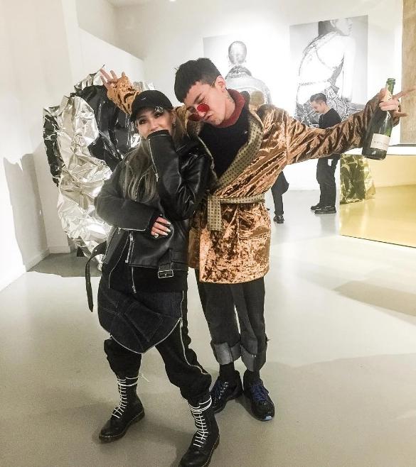 G-Dragon วง BIGBANG และ CL