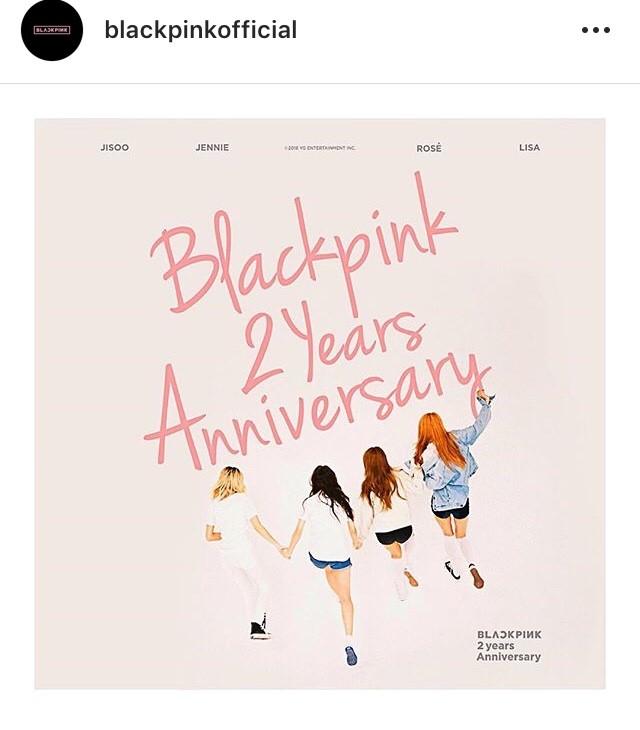 2 ปี  BLACKPINK BLACK2THEPINK