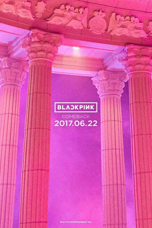 BLACKPINK YG คัมแบค comeback