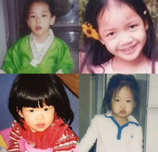 ไอดอล เกาหลี K-POP ตอนเด็ก วันเด็ก