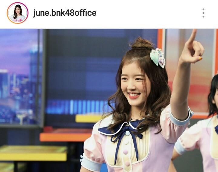 BNK48 ไอดอลกลุ่ม สาวๆ BNK48รุ่น 2