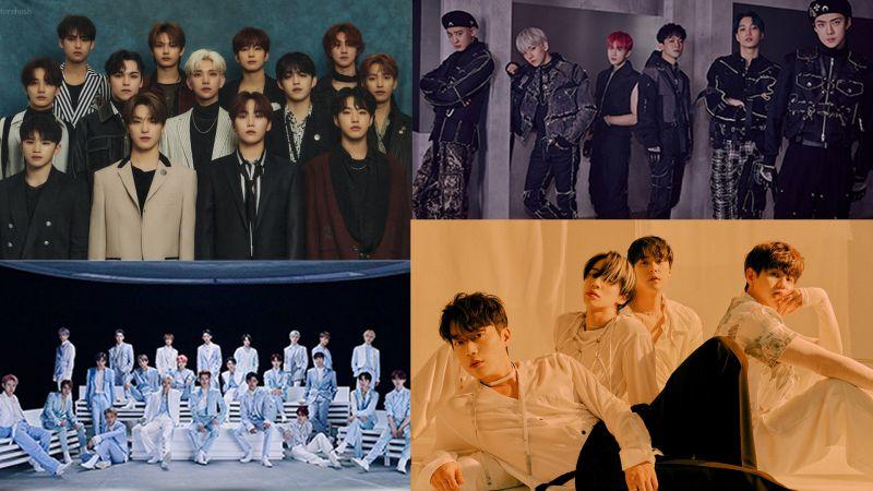 BTS บอยแบนด์ K-POP ไอดอลเกาหลี มิถุนายน