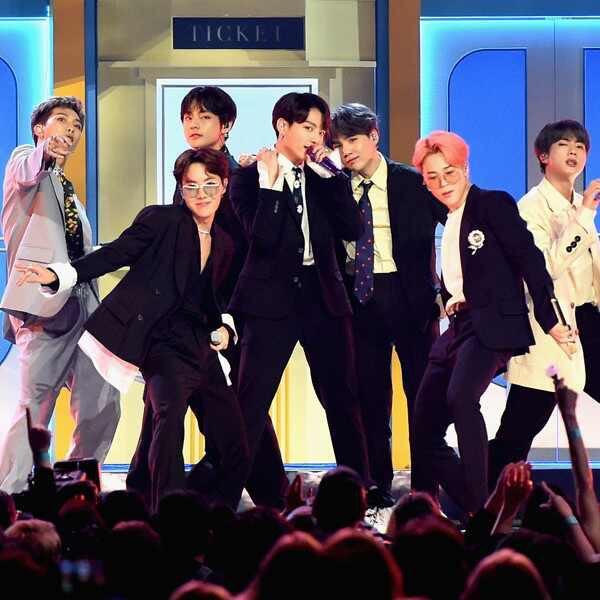 BTS BBMAsTop Social Artist