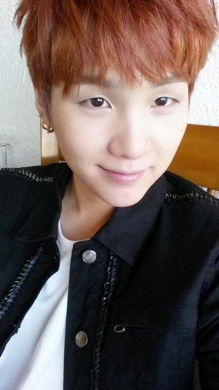 หน้าสด BTS idol kpop