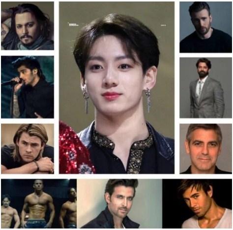 Jungkook BTS ติดโผ 10 หนุ่ม หล่อ ที่สุดในโลก
