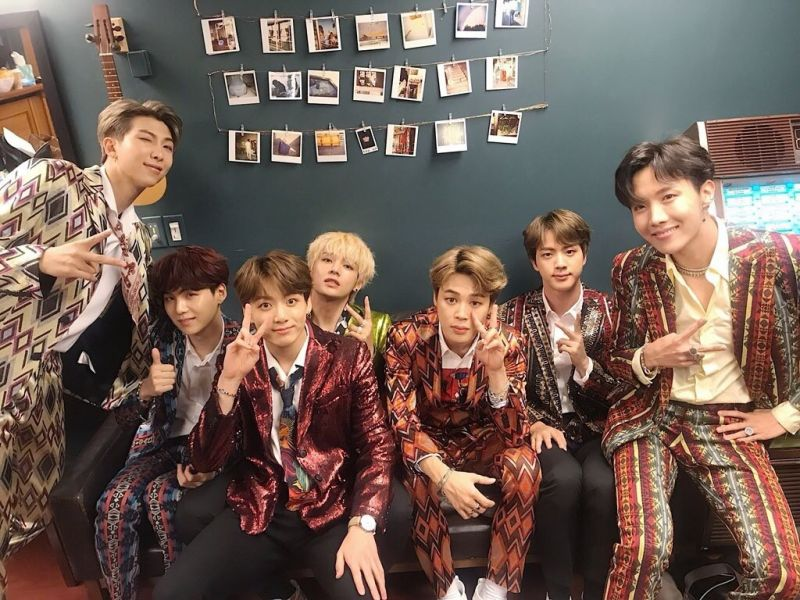 Big Hit BTS GrammyAwards
