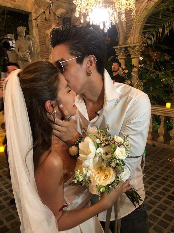 ใบเตย อาร์สยาม ดีเจแมน แต่งงาน