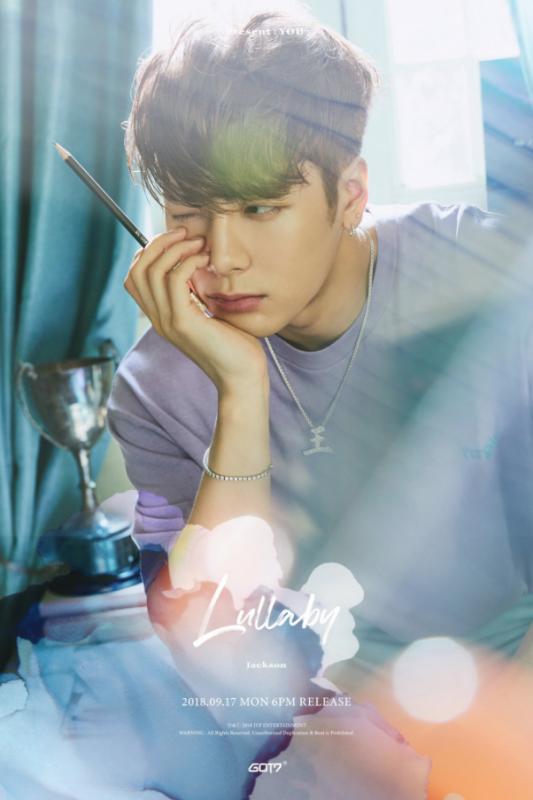 BamBam Jackson อัลบั้ม  Present You Lullaby