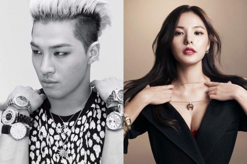 YG ออกโรง โต้ข่าว Taeyang เลิก Min Hyo Rin