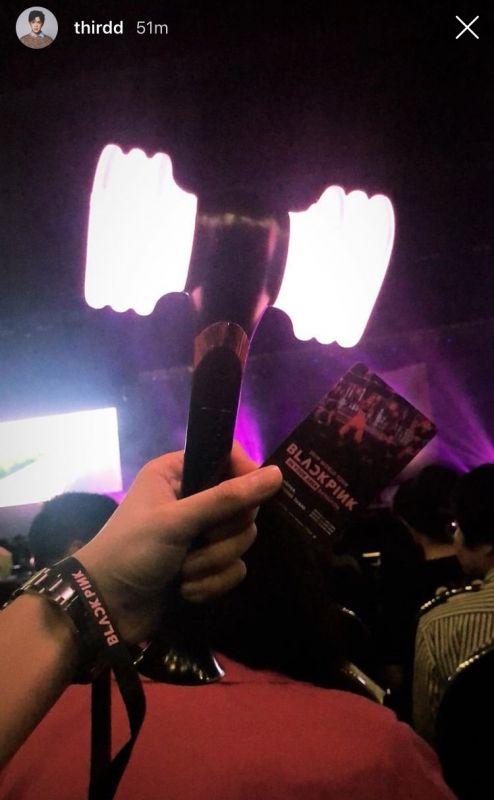 คอนเสิร์ต BLACKPINK #BLACKPINKINTHAIAREA #BLACKPINK2019INYOURAREAINBKK