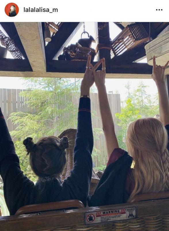 BLACKPINK #KILLTHISLOVEwithBLACKPINK เที่ยว Universal Studios