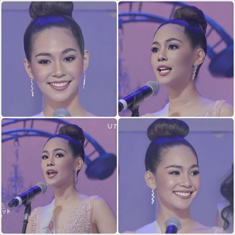 บิ๊นท์ สิรีธร Miss International 2019 ชนะ