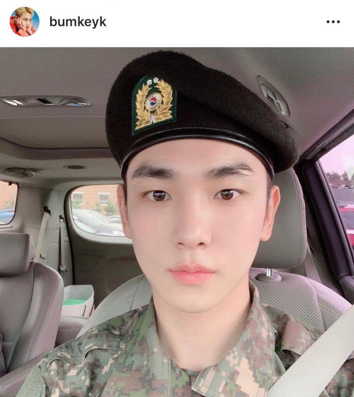 Key SHINee คัมแบ็ค IG ครั้งแรก เกณฑ์ ทหาร
