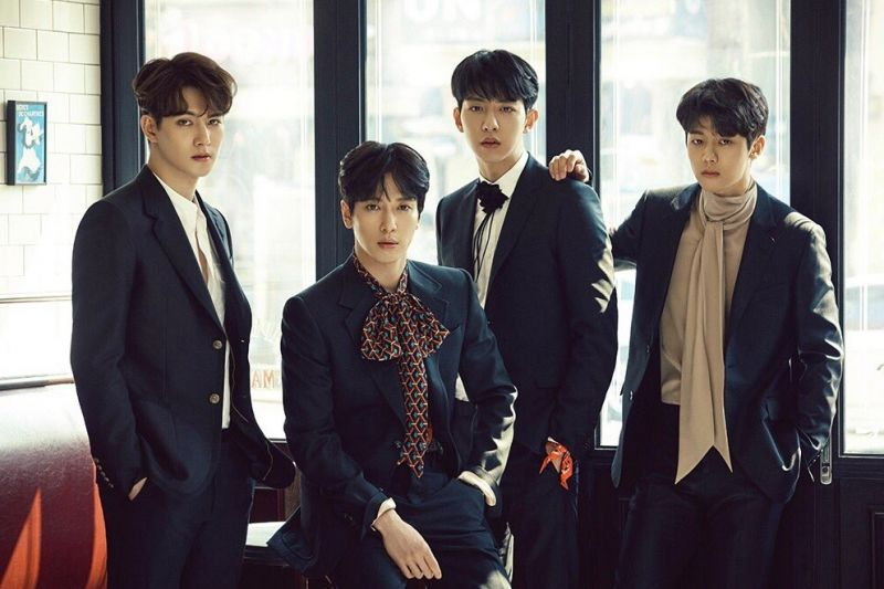 CNBLUE ครบรอบ 9 ปี Jung Yong Hwa Lee Jong hyun
