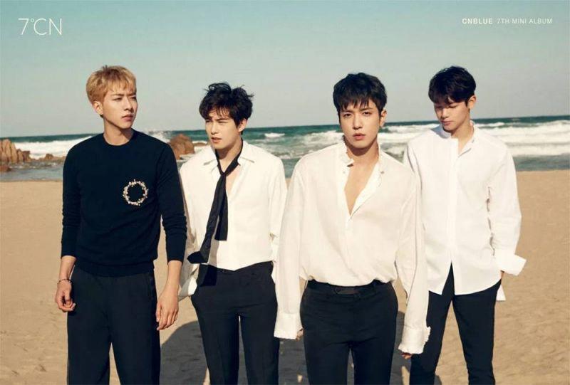 #CNBLUE_헷갈리게 CNBLUE มินิอัลบั้ม อัลบั้มใหม่  ไอดอลเกาหลี