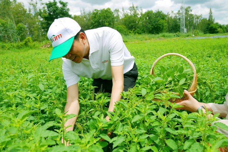 ซีพีแรม โครงการ เกษตรกรคู่ชีวิต เกษตร
