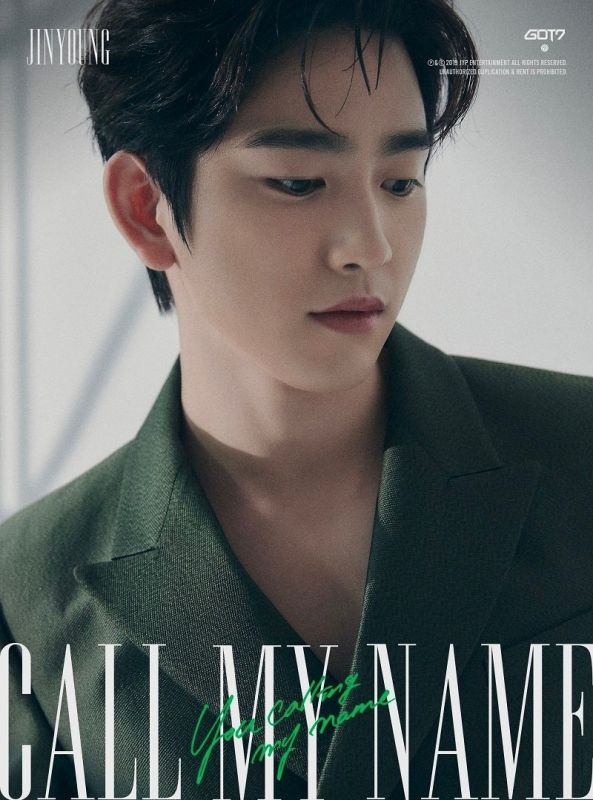 GOT7 คัมแบ็ค Call My Name kpop