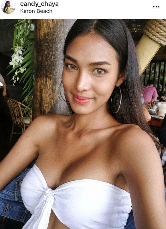 แคนดี้ The Face The Face Thailand ทีมมารีญา
