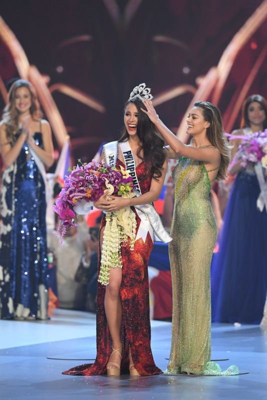 Catriona Gray Miss Universe 2018 จาก Philippines ประวัติ