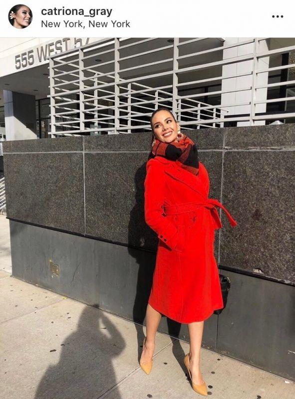 Catriona Gray มิสยูนิเวิร์ส 2018 สวยที่สุดในโลก