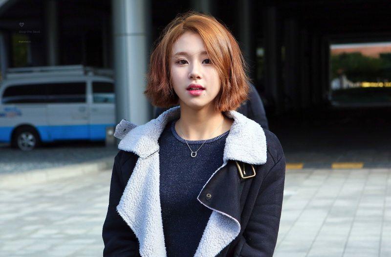 ไอเดียทรงผม  ไอดอลสาว ตัดผมสั้น ไอดอลเกาหลี