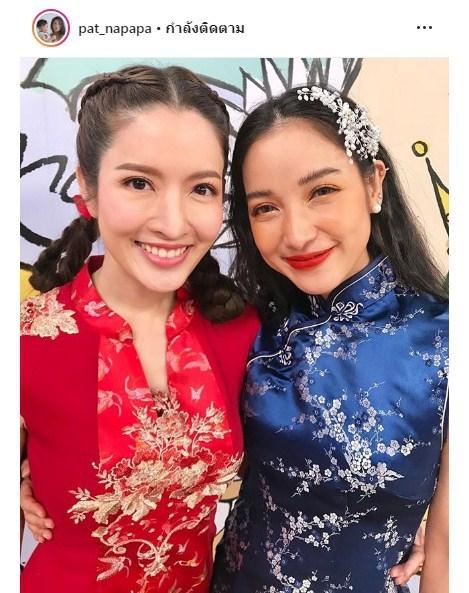เทศกาลตรุษจีน แฟชั่น กี่เพ้า 2019