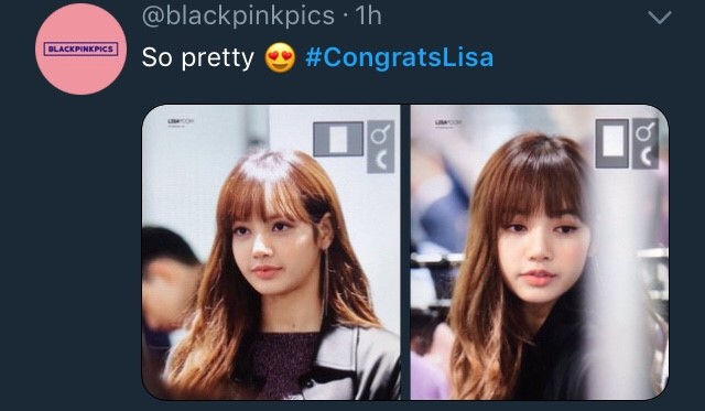 ลิซ่า ลลิษา ออกงานเดี่ยว Black Pink