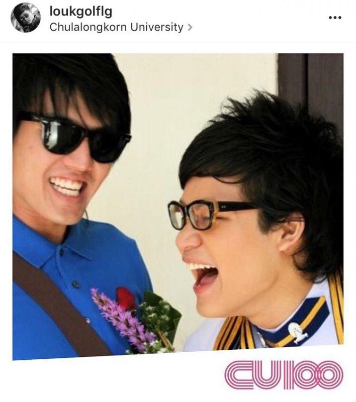 #CU100 วันรับปริญญา ครบรอบจุฬา หัวใจสีชมพู การสถาปนา
