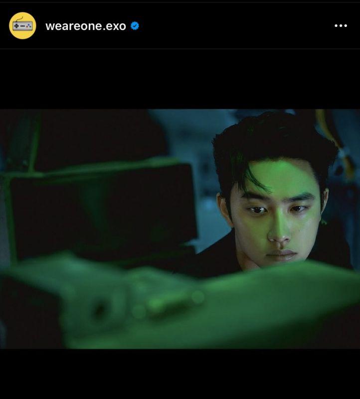 D.O. EXO โดคยองซู SOLO K-POP บอยแบนด์ ไอดอลเกาหลี