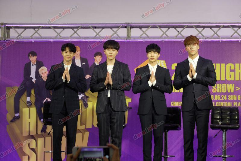 HIGHLIGHT SHOW เกาหลี ไอตอลเกาหลี ประเทศเกาหลีใต้