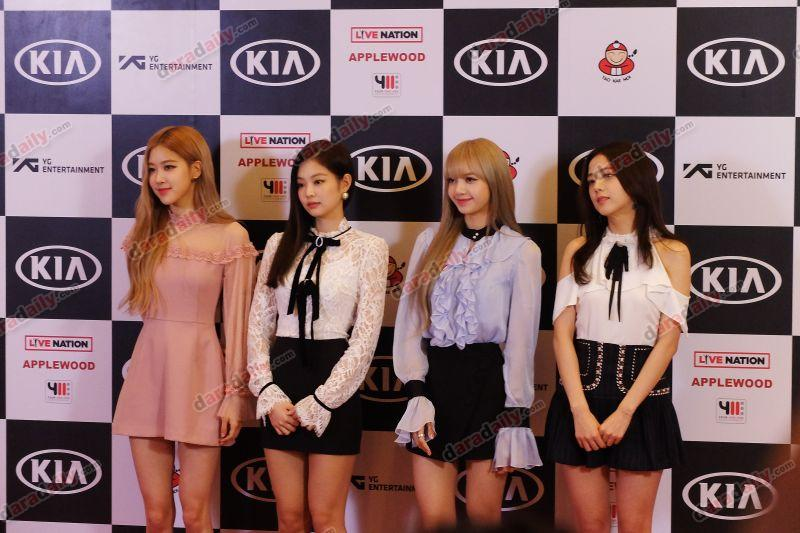 BLACKPINK คอนเสิร์ต เกาหลี
