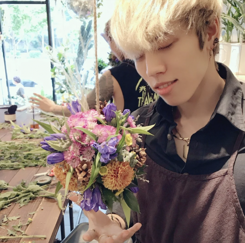 Dongwoo (INFINITE)