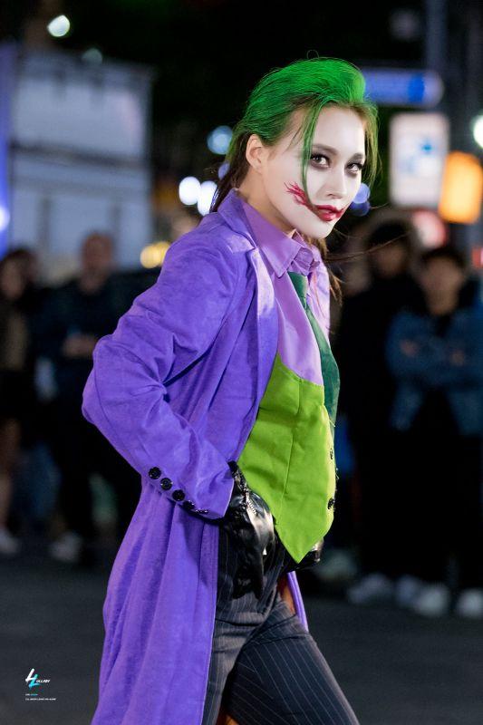 Siyeon DreamCatcher ขอมาในมาดวายร้าย The Joker