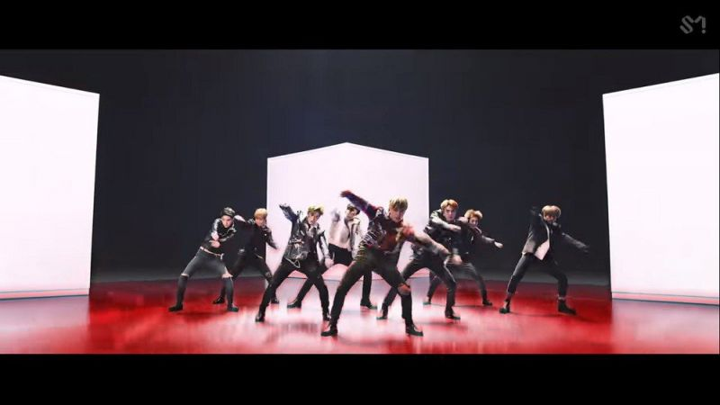 EXO คัมแบ็ค โลโก้ เพลงใหม่