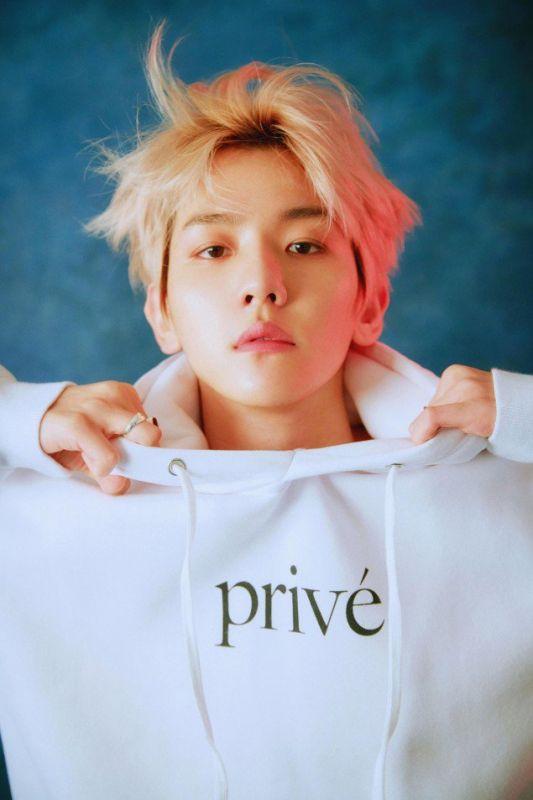 Baekhyun แบรนด์เสื้อผ้า แฟชั่น