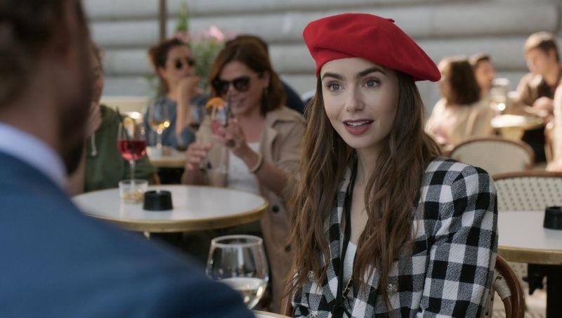 Netflix Emily in Paris ลิลี่ คอลลินส์