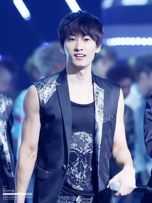 Eunhyuk วง Super Junior