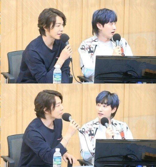 Eunhyuk Donghae SJ Super Junior แต่งเพลง