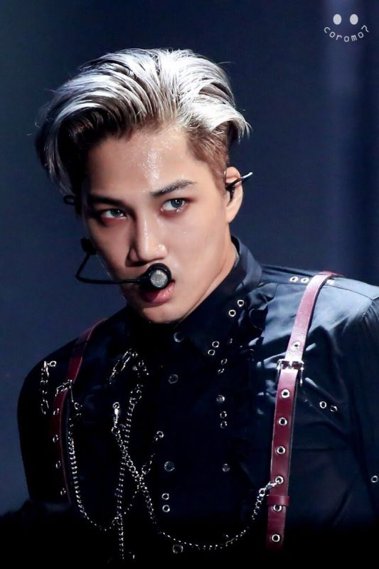 หน้าสด EXO ไอดอล kpop