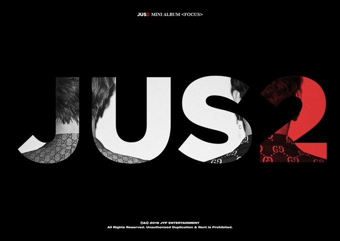 JYP ยูนิต JUS2 GOT7