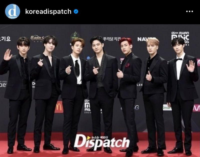 GOT7 JYP Entertainment