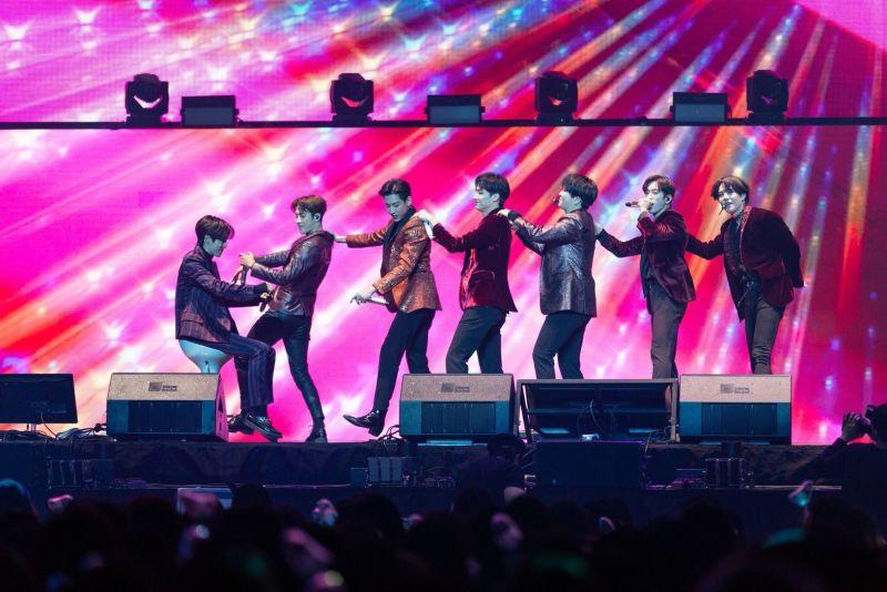 GOT7 2020 WORLD TOUR คอนเสิร์ตเลื่อน