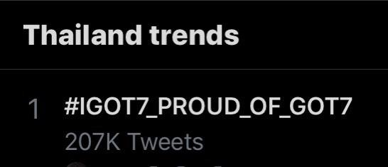 GOT7คว้าแดซัง งาน AAA 2019 #GOT7_PROUD_OF_GOT7