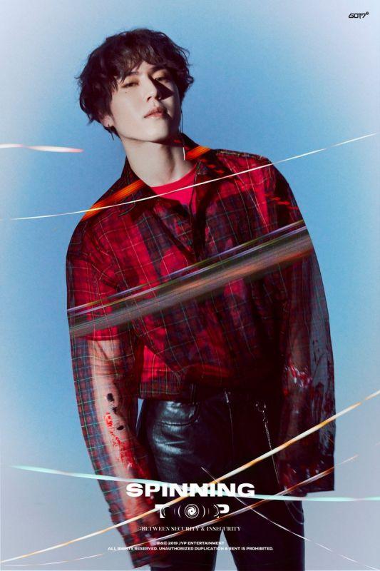 คัมแบ็ค GOT7 JYP