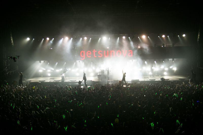 เกทสึโนวา Getsunova Concert Atmosphere ครั้งแรก คอนเสิร์ต