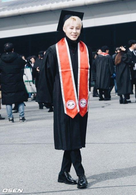 HA SUNGWOON จบการศึกษา ปริญญาตรี