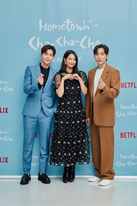 Hometown Cha-Cha-Cha เรตติ้งพุ่ง นักแสดงเกาหลี ซีรีส์เกาหลี